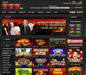 Casino777 gokkasten