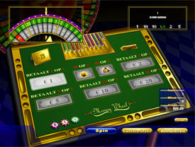 Casino777 Money Wheel
