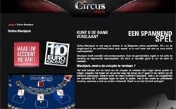 Circus Online Blackjack