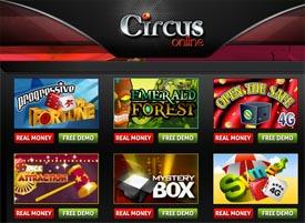 Circus Gratis Casino Spellen