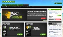 Unibet Fast Poker